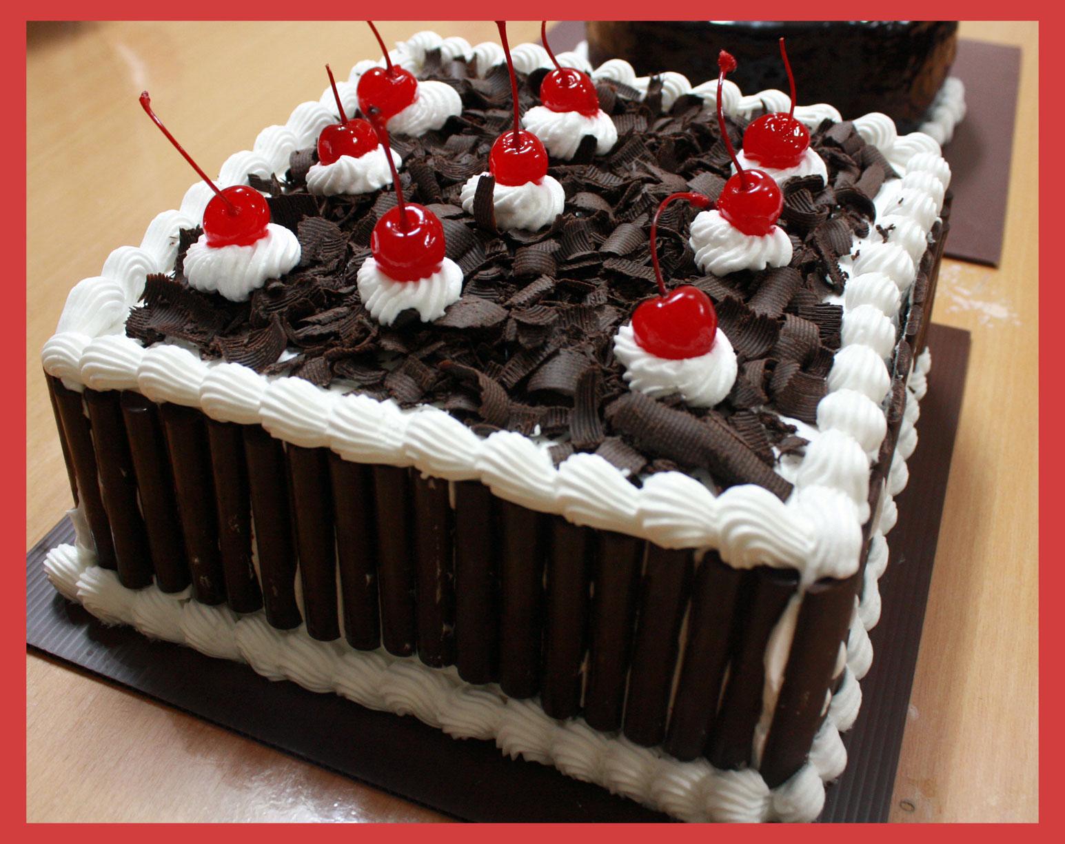 Pin Kue Ulang Tahun Unik Roti Gambar Cake On Pinterest